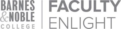 barnes & noble college faculty enlight logo