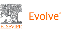 Elsevier Evolve logo